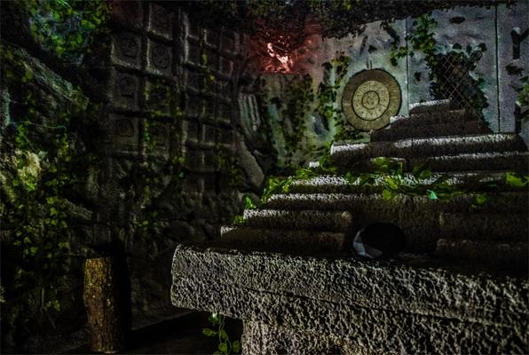 Hunabku's Erbe (ENMAZE LiveGames) Escape Room