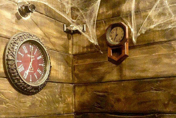 The Timekeeper's Trapped! (Escape Factor Chicago) Escape Room