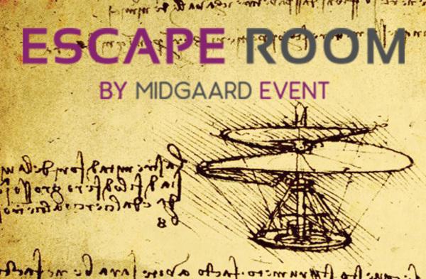 Da Vinci Escape Room (Midgaard Event) Escape Room