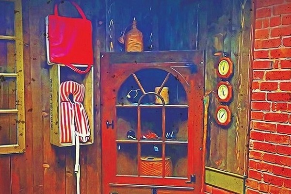 The Hidden Cabin (Adventure Rooms) Escape Room