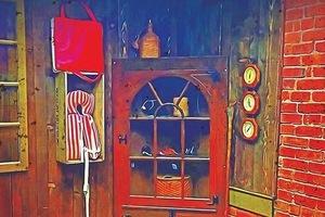 Квест The Hidden Cabin