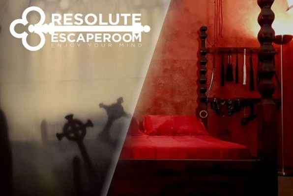 Dracula's Castle (Resolute) Escape Room