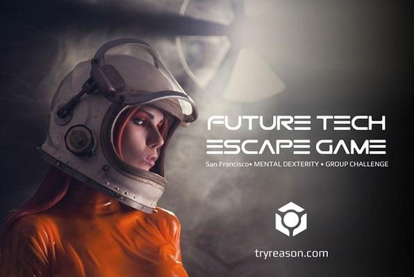 Reactor (Reason) Escape Room