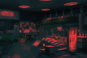 Квест Dr. Blake's Red Lab