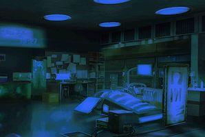 Квест Dr. Blake's Blue Lab