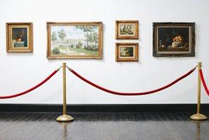 Квест The Art Gallery