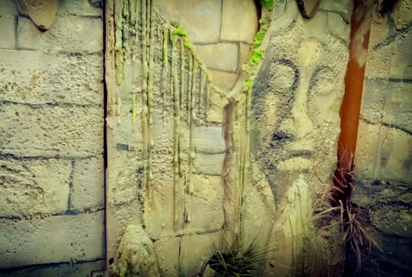 The Mayan Tomb