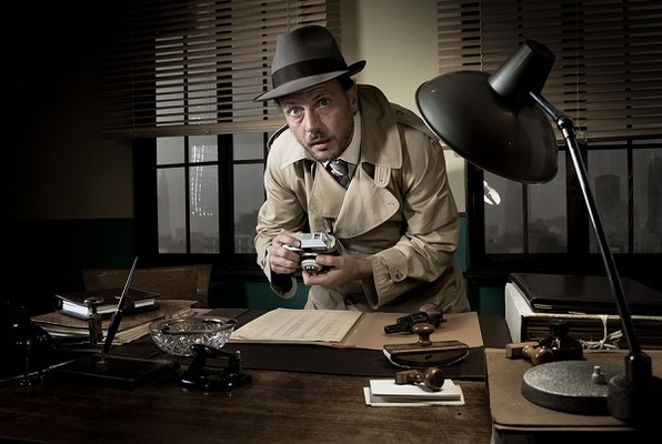The Detective's Office (Amazing Escape Room) Escape Room