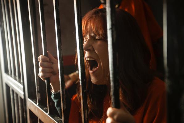 The Prison (Fox in a Box Chicago) Escape Room