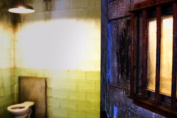 Escape from Alcatraz 1962 (Time to Escape) Escape Room