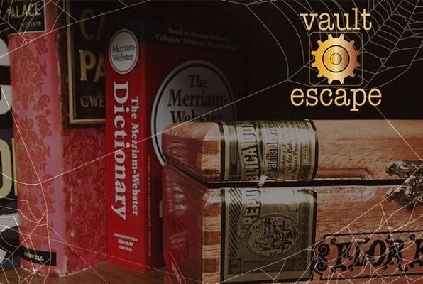 Inheritance (Vault Escape) Escape Room
