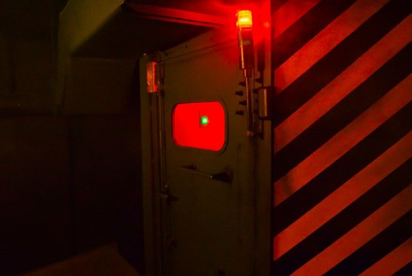 Nuclear Bunker (Fox in a Box Miami) Escape Room