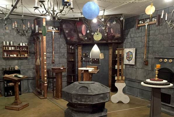 The Alchemist (Escape Room LA) Escape Room