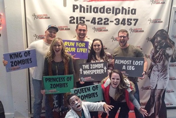 Find The Cure (Amazing Escape Room Zombie) Escape Room