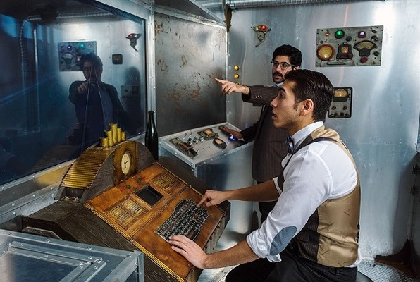 One Way Ticket (Maze Rooms) Escape Room