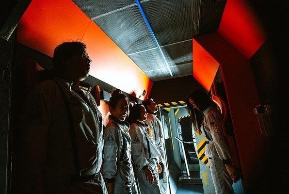 Lunar Mission (Maze Rooms) Escape Room