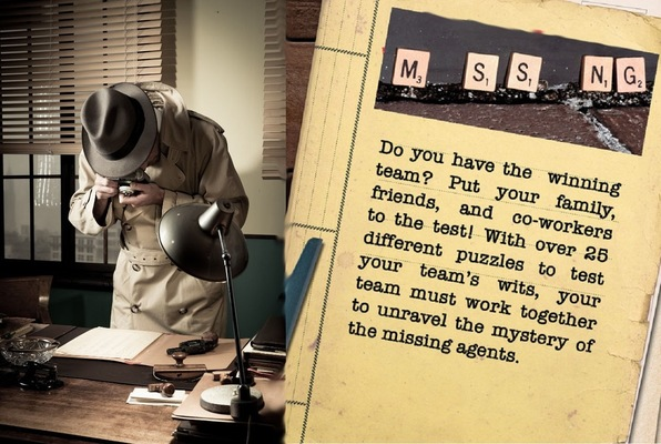 Missing Agents (Kaein Escape Room ) Escape Room