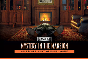Квест Mystery in the Mansion