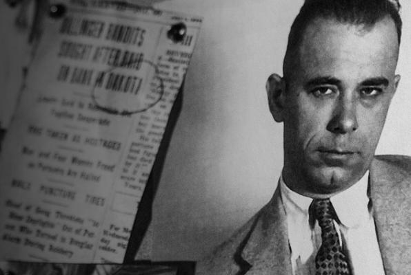 Detective vs. Dillinger (Escape Artistry) Escape Room