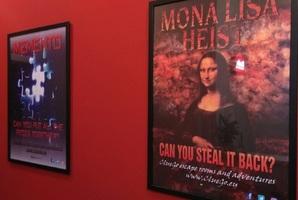 Квест Mona Lisa Heist