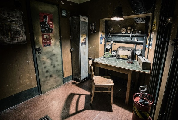 Prison Break (Final Escape Berlin) Escape Room