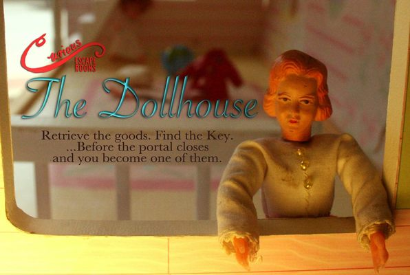 The Dollhouse (Curious Escape Rooms) Escape Room