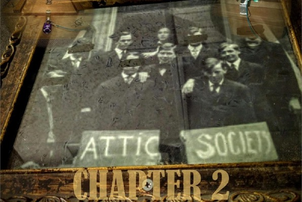 Attic Society Chapter 2 (Escape Expert) Escape Room
