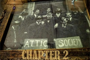 Квест Attic Society Chapter 2