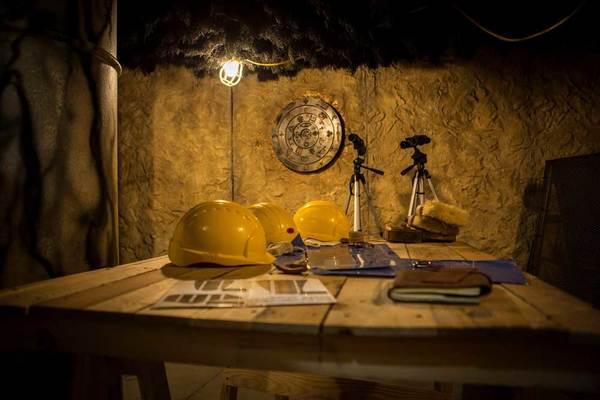 The Dig (Escape the Room Dallas) Escape Room