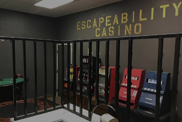 Casino Takeover (ESCAPEability) Escape Room