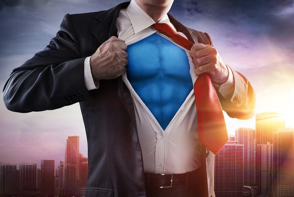 Superheroes Adventure