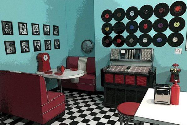 The Diner (Quicksand Escape Games) Escape Room