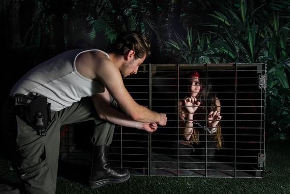 Amazonia (Evade) Escape Room