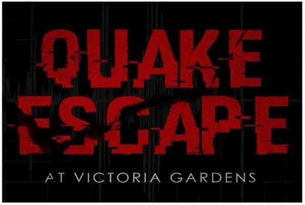 Quake Escape (Exodus Escape Room) Escape Room