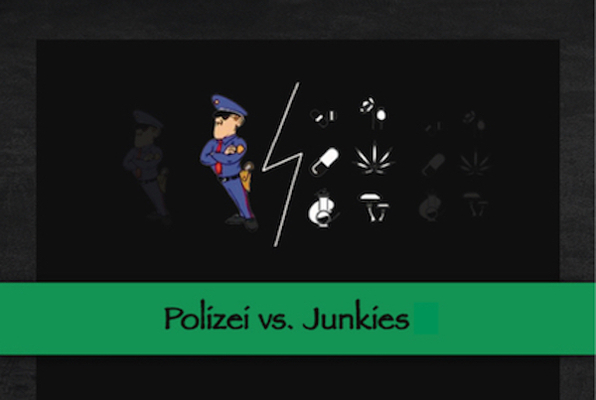 Polizei vs. Junkies (Urban Escape) Escape Room