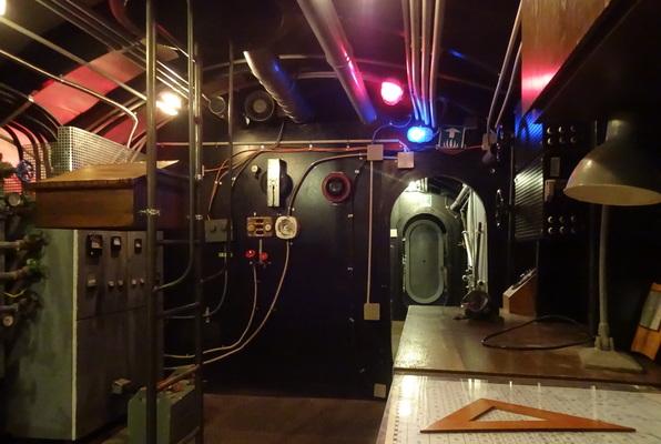 Das Wrack (Panic Room Games) Escape Room