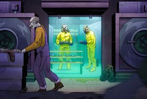 Квест Heisenberg Project