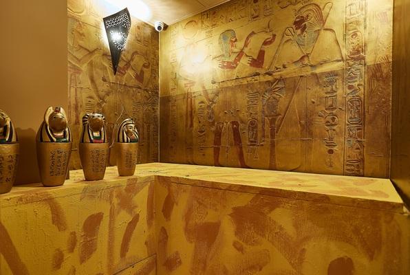 Egyiptomi Kaland (Scavenger Escape Budapest) Escape Room