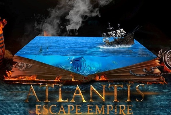 Atlantisz Szoba (Magic Rooms) Escape Room