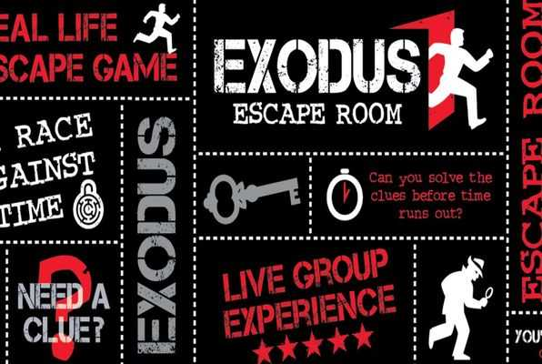 Trap Room (Exodus Escape Room) Escape Room