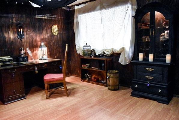 Pirate Ship (Escape This Boise) Escape Room