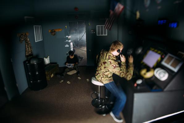 Bourne's Mission (FLEE) Escape Room