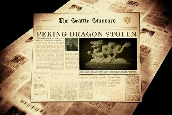 The Peking Dragon (Epic Team Adventures) Escape Room