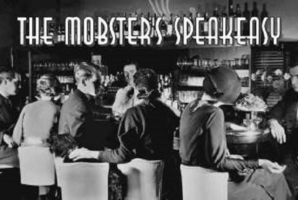The Mobster's Speakeasy (Time Trapped Escape Room) Escape Room