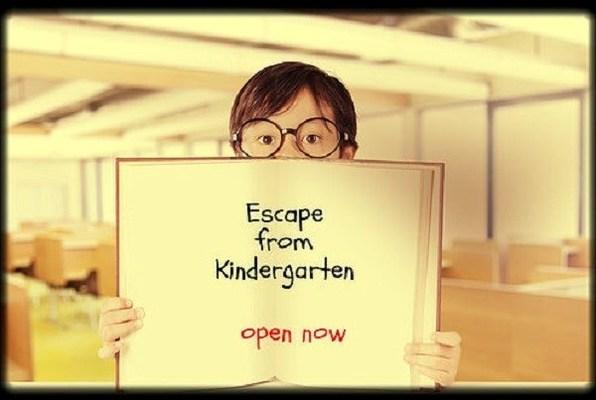 Escape from Kindergarten