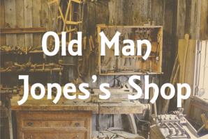 Квест Old Man Jones's Shop