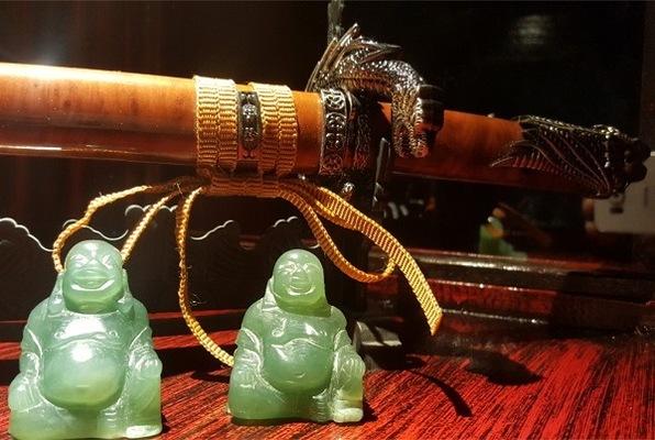 Die heiligen Steine Buddhas