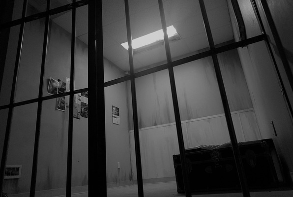 Prison Cell Panic