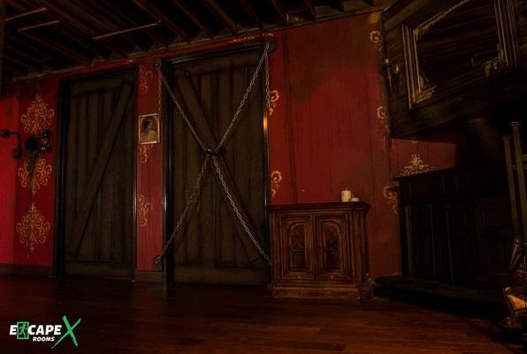 The Attic (EscapeX Rooms) Escape Room