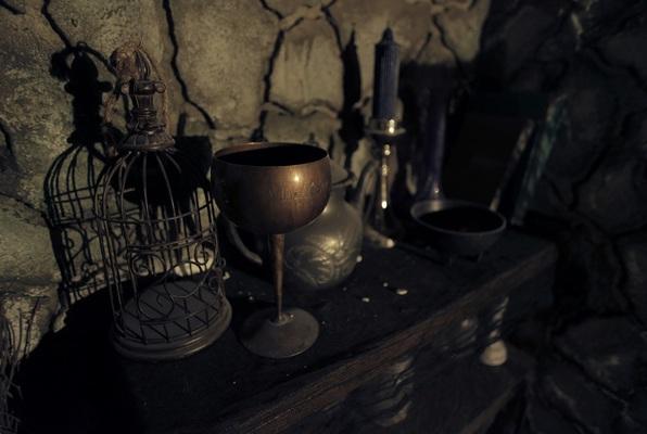 Witchcraft (Escape Hotel) Escape Room